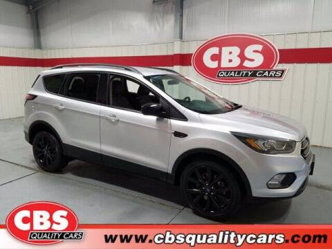 2017 Ford Escape for sale at CBS Quality Cars in Durham NC