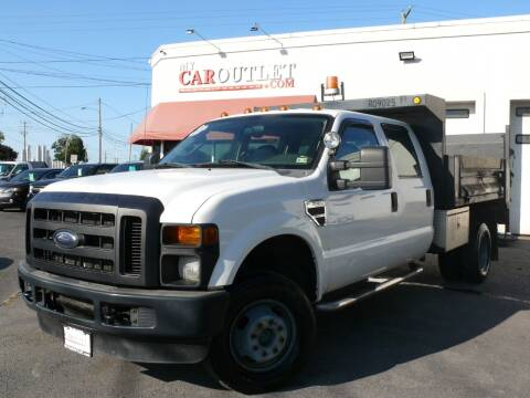 2008 Ford F-350 Super Duty for sale at MY CAR OUTLET in Mount Crawford VA