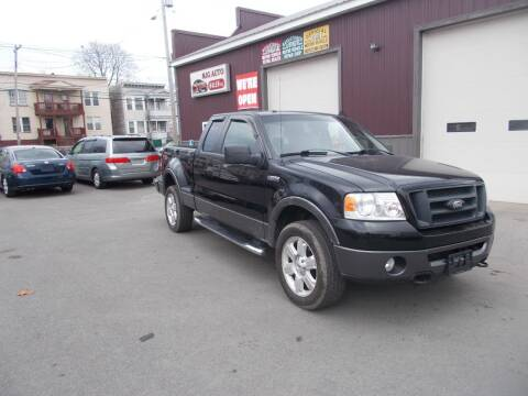 2007 Ford F-150 for sale at Mig Auto Sales Inc in Albany NY