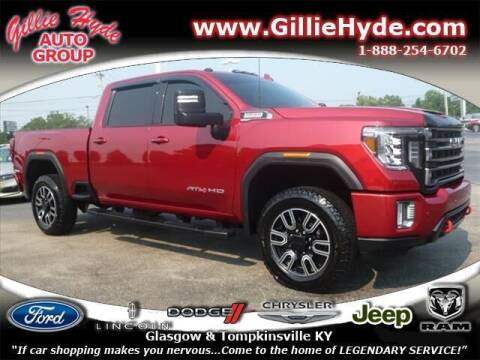 2020 GMC Sierra 2500HD for sale at Gillie Hyde Auto Group in Glasgow KY