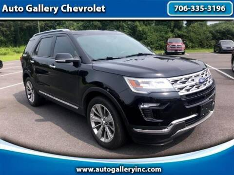 2019 Ford Explorer for sale at Auto Gallery Chevrolet in Commerce GA