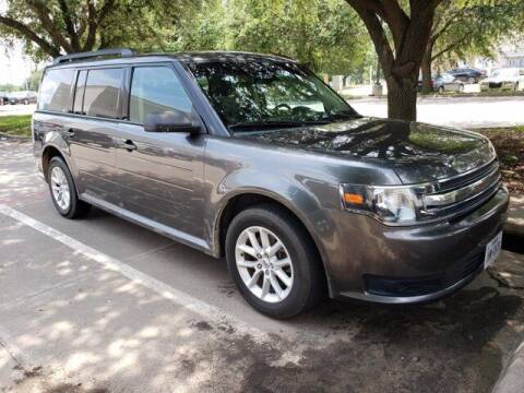 2017 Ford Flex for sale at Don Herring Mitsubishi in Plano TX