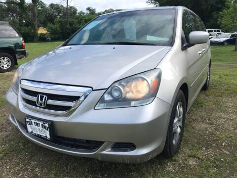 2007 Honda Odyssey for sale at Toy Box Auto Sales LLC in La Crosse WI