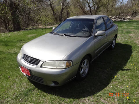 2001 Nissan Sentra for sale at John's Auto Sales in Council Bluffs IA