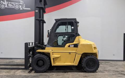 2013 Caterpillar DP70N1