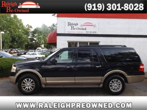 2014 Ford Expedition EL for sale at Raleigh Pre-Owned in Raleigh NC
