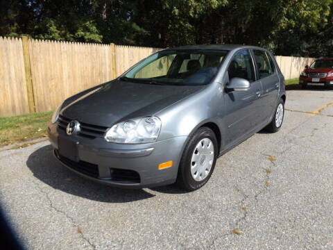 2008 Volkswagen Rabbit for sale at Wayland Automotive in Wayland MA