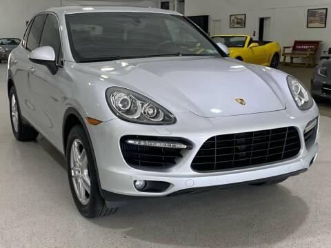 2011 Porsche Cayenne for sale at Hamilton Automotive in North Huntingdon PA