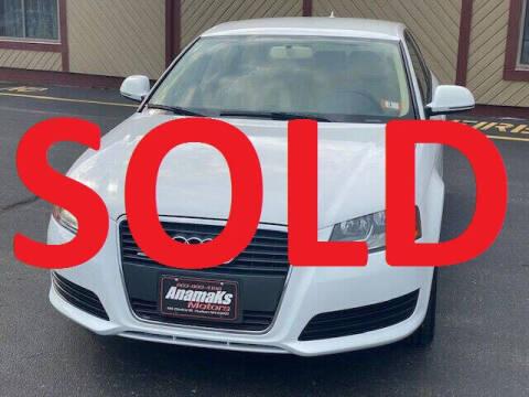 2009 Audi A3 for sale at Anamaks Motors LLC in Hudson NH