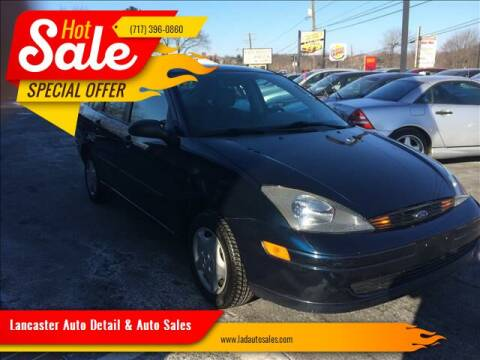 2004 Ford Focus for sale at Lancaster Auto Detail & Auto Sales in Lancaster PA