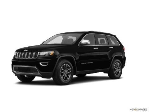 2021 Jeep Grand Cherokee for sale at Greenway Automotive GMC in Morris IL
