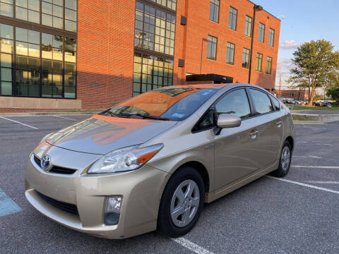 2010 Toyota Prius for sale at Auto Wholesalers Of Rockville in Rockville MD