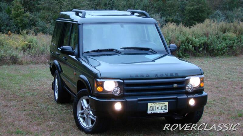 2004 Land Rover Discovery for sale at Isuzu Classic in Cream Ridge NJ
