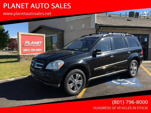 2007 Mercedes-Benz GL-Class for sale at PLANET AUTO SALES in Lindon UT