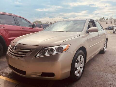 2007 Toyota Camry for sale at Daniel Auto Sales inc in Clinton Township MI