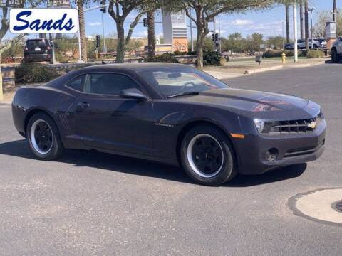 2013 Chevrolet Camaro for sale at Sands Chevrolet in Surprise AZ
