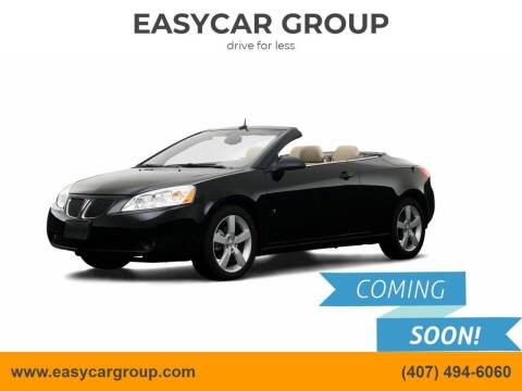 2007 Pontiac G6 for sale at EASYCAR GROUP in Orlando FL