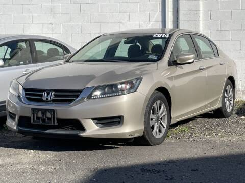 2014 Honda Accord for sale at My Car Auto Sales in Lakewood NJ
