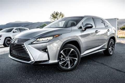 2019 Lexus RX 350 for sale at MUSCLE MOTORS AUTO SALES INC in Reno NV