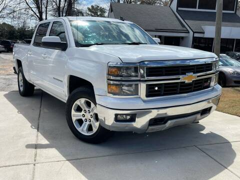 2015 Chevrolet Silverado 1500 for sale at Alpha Car Land LLC in Snellville GA