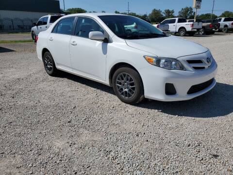 2011 Toyota Corolla for sale at Frieling Auto Sales in Manhattan KS
