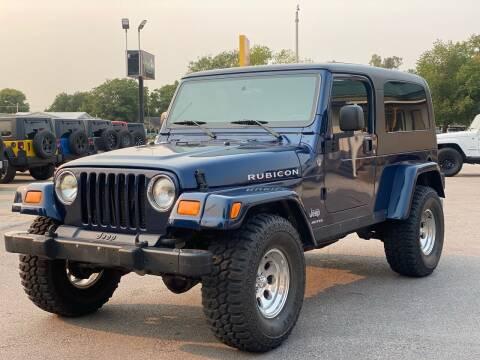 2005 Jeep Wrangler for sale at Island Auto Off-Road & Sport in Grand Island NE