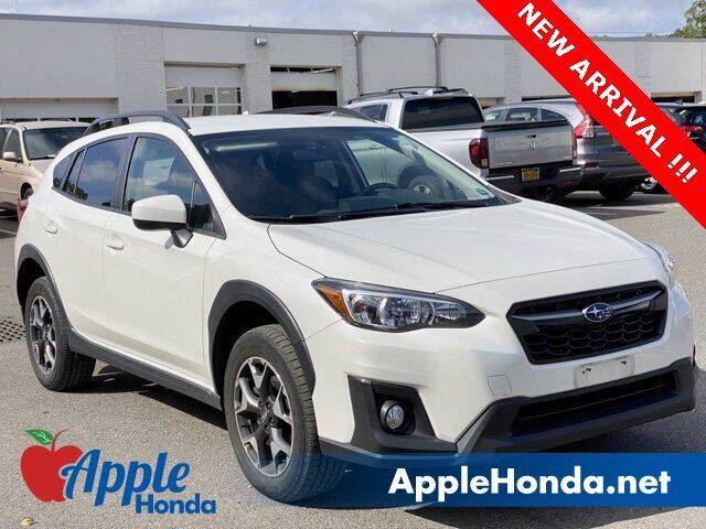 2019 Subaru Crosstrek for sale at APPLE HONDA in Riverhead NY
