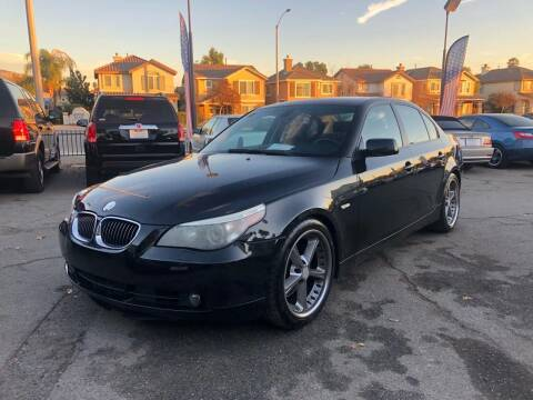2004 BMW 5 Series for sale at Inland Motors LLC in Riverside CA
