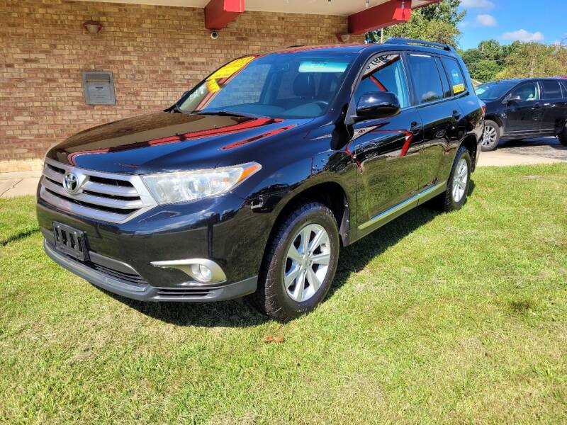 2013 Toyota Highlander for sale at Murdock Used Cars in Niles MI