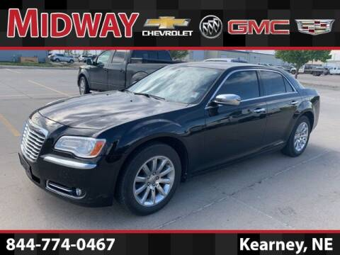 2011 Chrysler 300 for sale at Midway Auto Outlet in Kearney NE