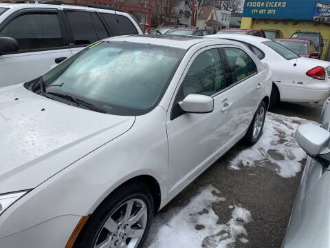 2010 Mercury Milan for sale at HW Used Car Sales LTD in Chicago IL