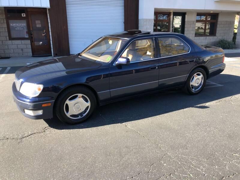 1999 Lexus LS 400 for sale in Upland, CA