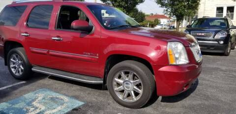 2008 GMC Yukon for sale at Roy's Auto Sales in Harrisburg PA