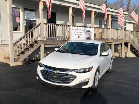 2020 Chevrolet Malibu for sale at Flash Ryd Auto Sales in Kansas City KS