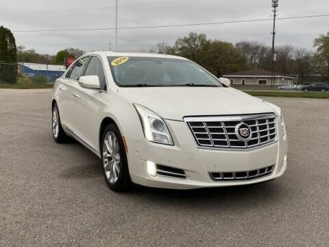 2014 Cadillac XTS for sale at Betten Baker Preowned Center in Twin Lake MI