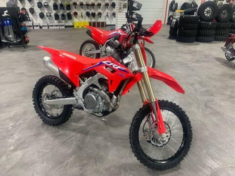 2022 Honda CRF450RX for sale at Dan Powers Honda Motorsports in Elizabethtown KY