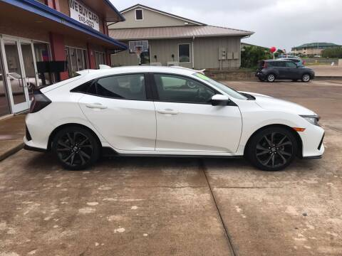 2018 Honda Civic for sale at Ohana Motors in Lihue HI