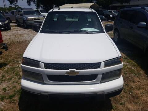 2011 Chevrolet Colorado for sale at Wally's Cars ,LLC. in Morehead City NC