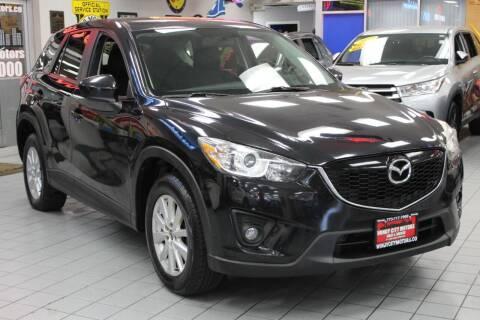 2013 Mazda CX-5 for sale at Windy City Motors in Chicago IL
