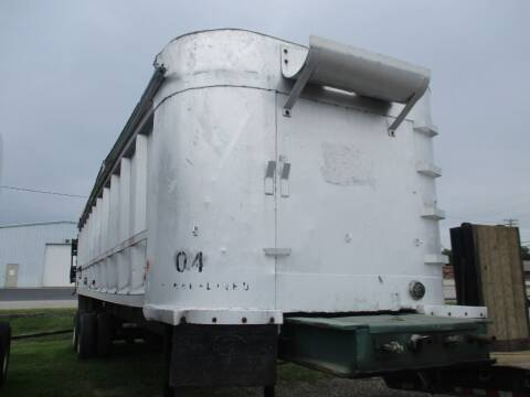 1978 City Aluminum  tub/steel frame type for sale at ROAD READY SALES INC in Richmond IN