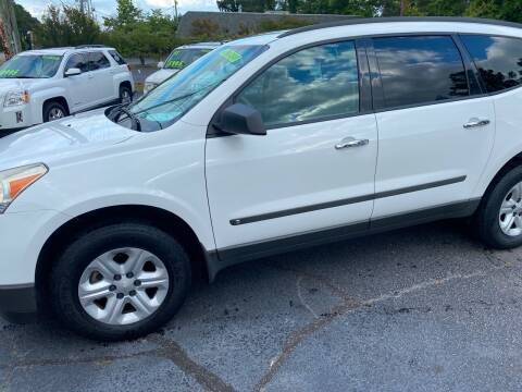 2010 Chevrolet Traverse for sale at TOP OF THE LINE AUTO SALES in Fayetteville NC