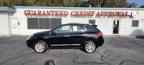 2013 Nissan Rogue for sale at T & G Auto Sales in Florence AL