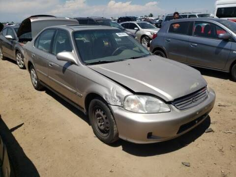 2000 Honda Civic for sale at STS Automotive in Denver CO