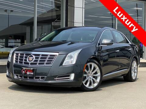 2015 Cadillac XTS for sale at Carmel Motors in Indianapolis IN