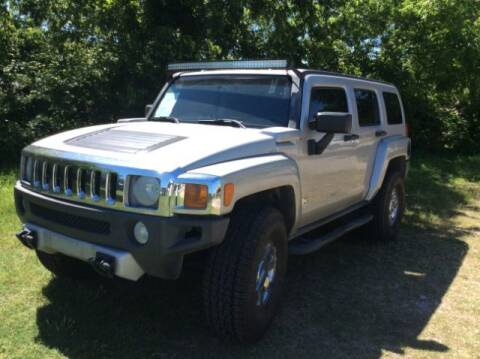 2008 HUMMER H3 for sale at Allen Motor Co in Dallas TX