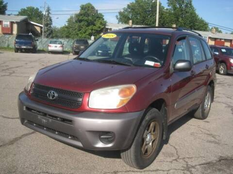 2005 Toyota RAV4 for sale at ELITE AUTOMOTIVE in Euclid OH