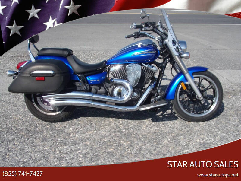 2012 Yamaha V STAR 950 for sale at Star Auto Sales in Fayetteville PA