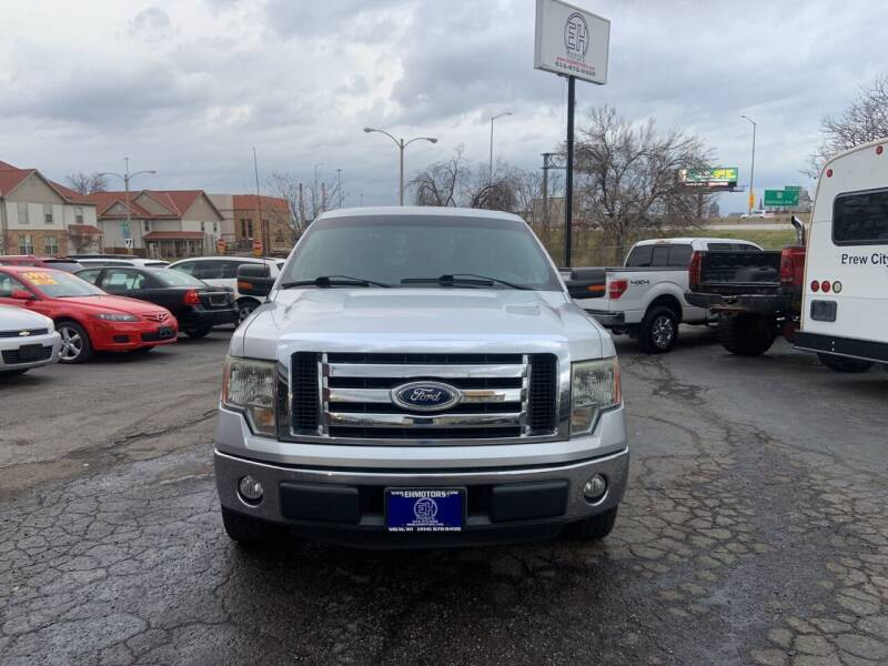 2011 Ford F-150 for sale at E H Motors LLC in Milwaukee WI