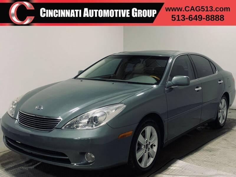 2005 Lexus ES 330 for sale at Cincinnati Automotive Group in Lebanon OH