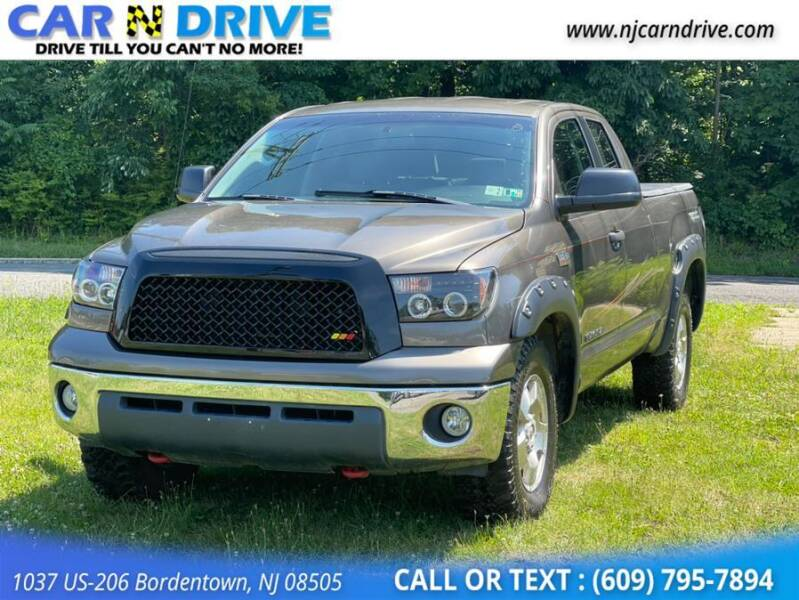 2007 Toyota Tundra for sale in Bordentown, NJ